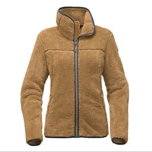 The North Face Khampfire Full Zip - biscuit tan